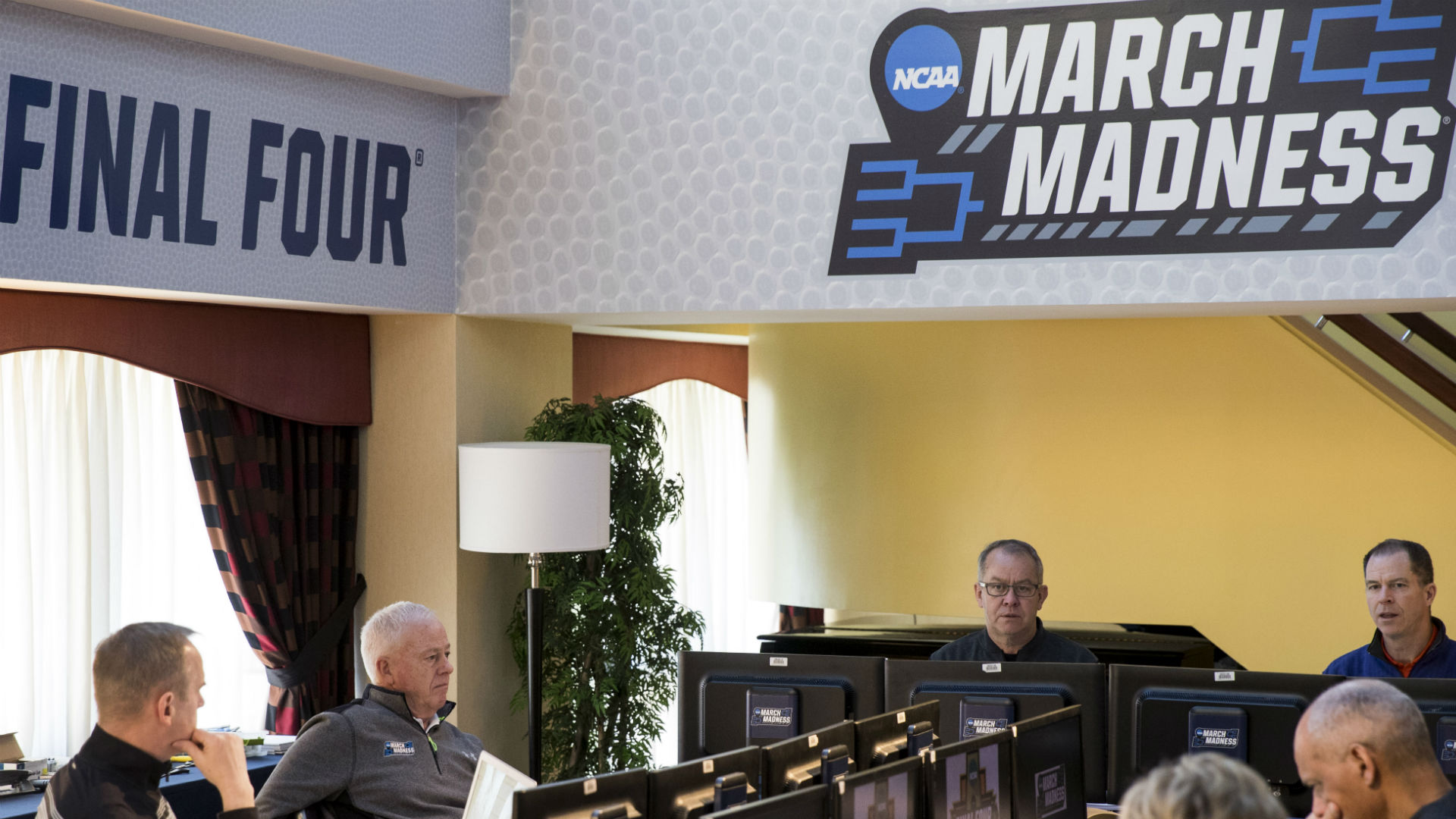 When are the NCAA tournament brackets announced?