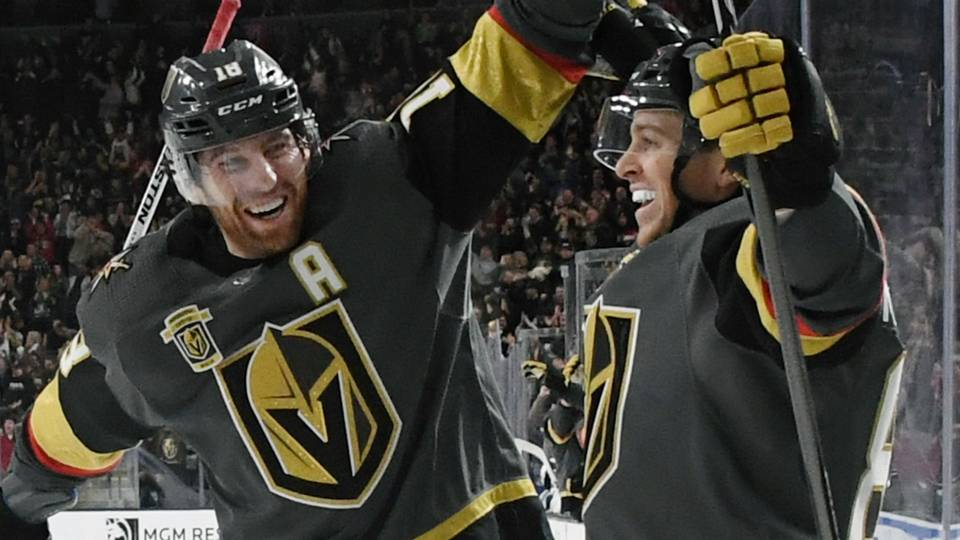 Jonathan Marchessault slips through the cracks into starring role with Golden  Knights ea4b2323f