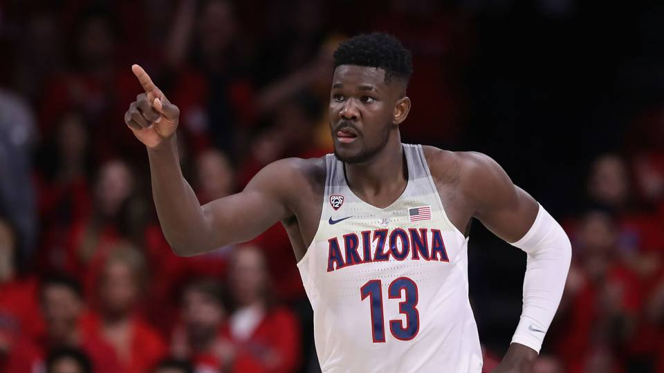Deandre Ayton is the next NBA 'unicorn' | NCAA Basketball ...