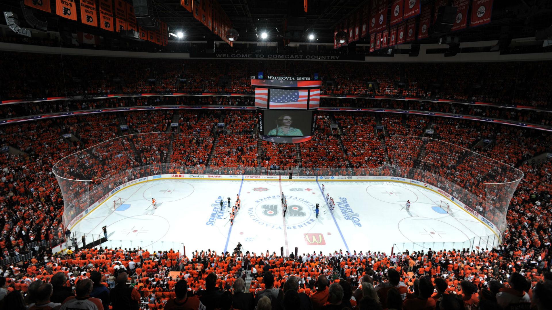 Most intimidating college hockey arenas