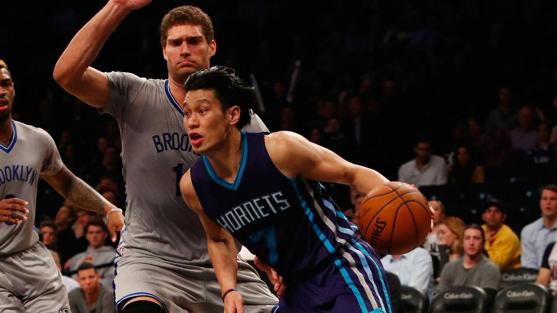 Jeremy Lin 3 Pointer