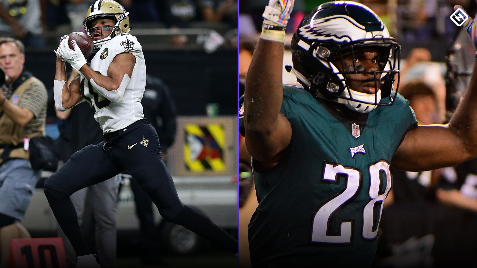 Fantasy Football Waiver Wire Week 6: Tre'Quan Smith ...