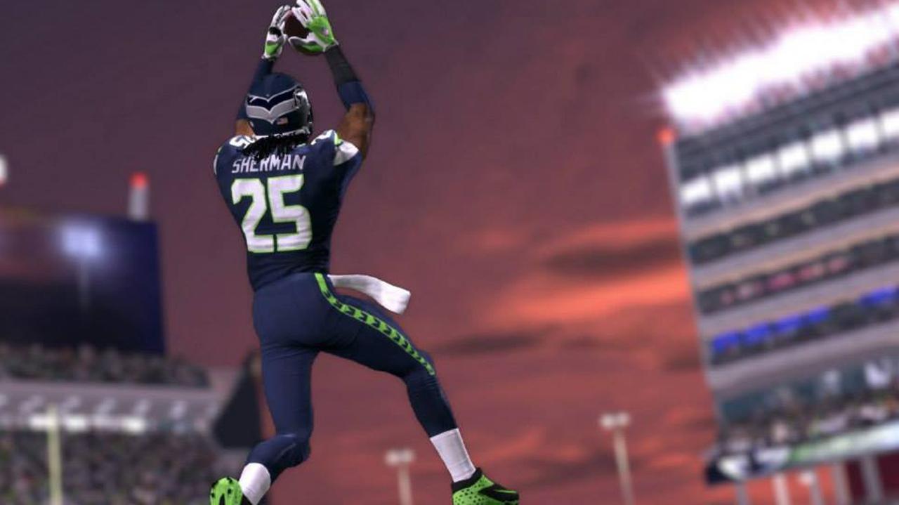 Richard Sherman and Darrelle Revis share top spot in Madden NFL 16 cornerback rankings