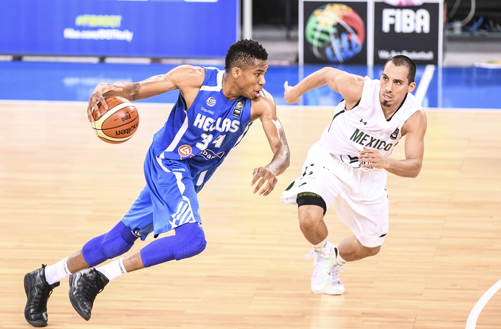 Greece superstar Antetokoumpo: ''I want to be with my team at the World Cup in China''