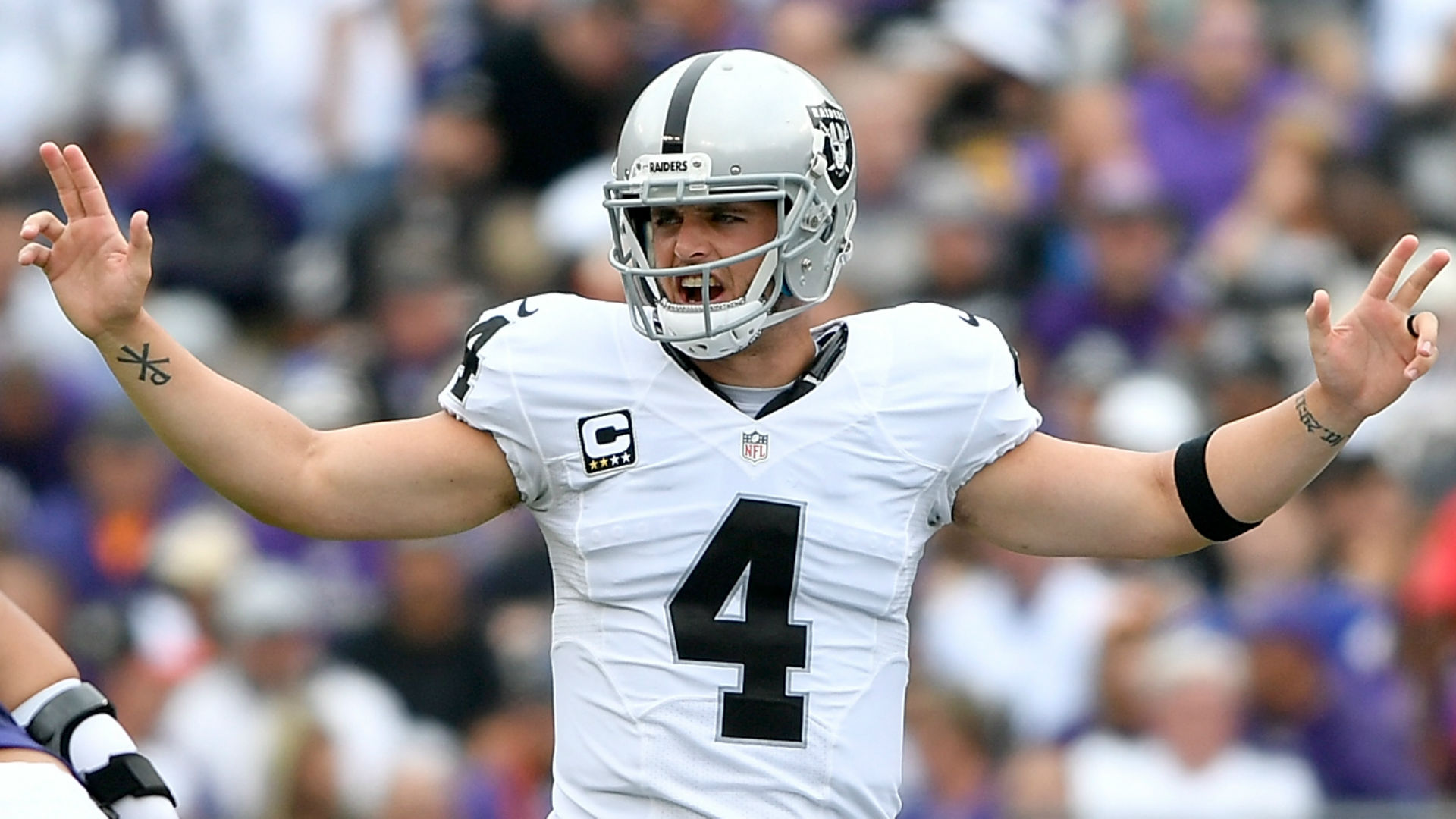 Raiders Derek Carr and Khalil Mack traveled a long painful road
