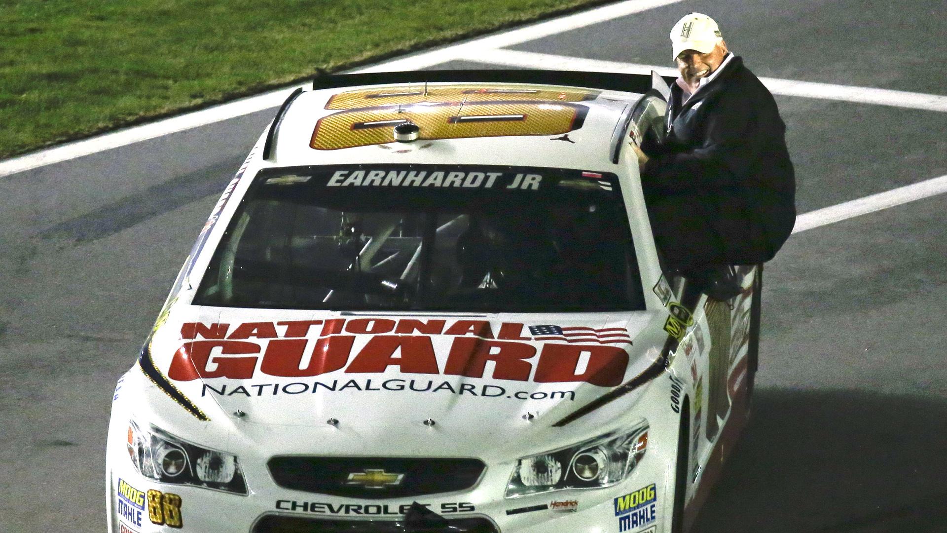 Dale Earnhardt Jr.-Rick Hendrick-AP-FTR.jpg