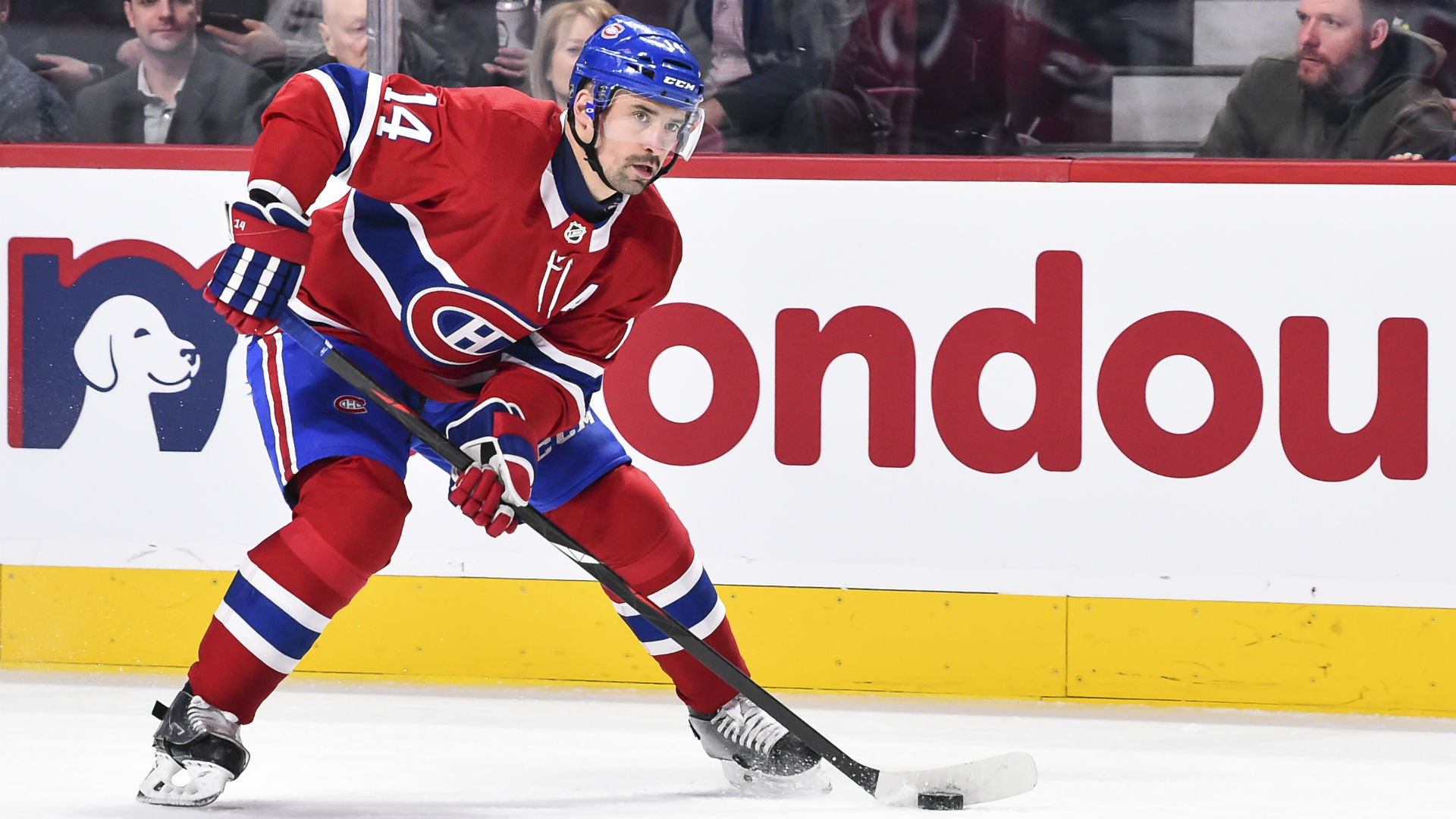 Montreal Canadiens Trade Tomas Plekanec To
