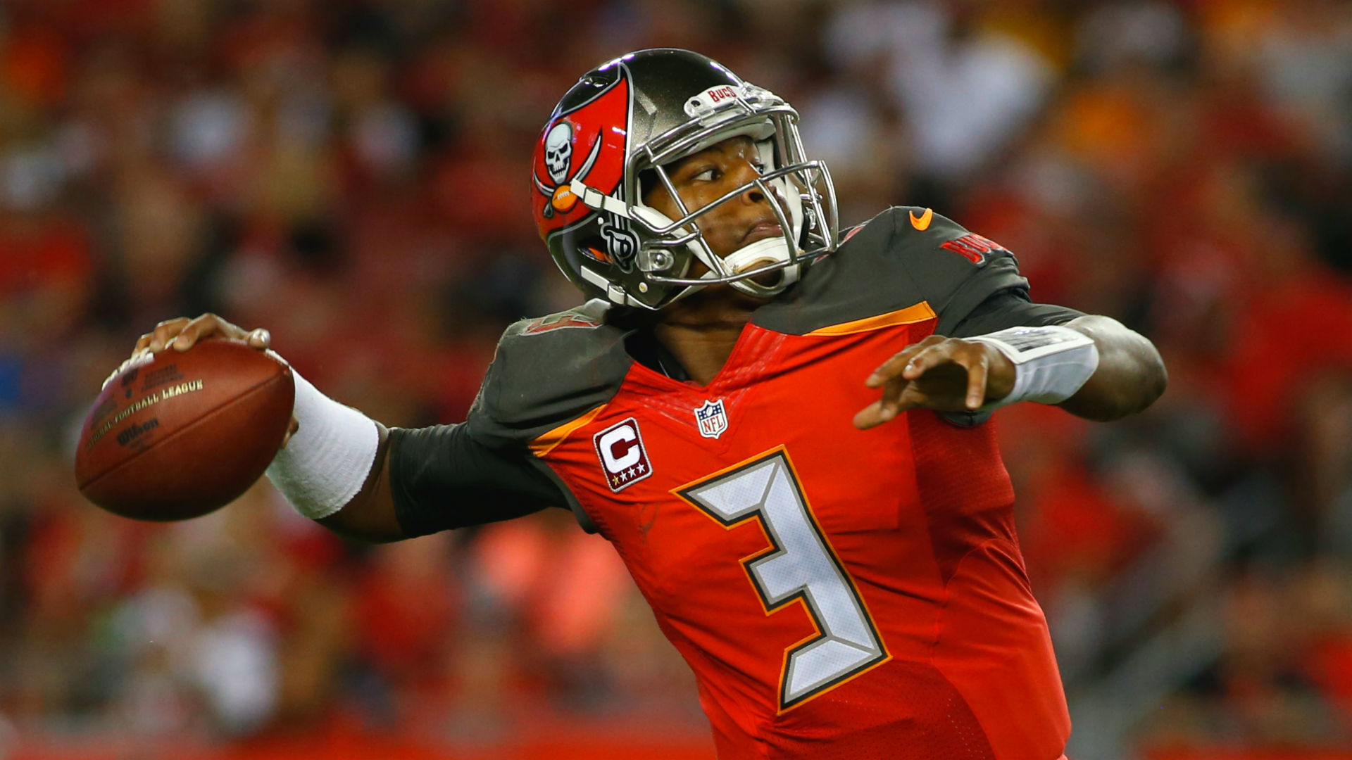 Jameis Winston is just ting started in Buccaneers ideal