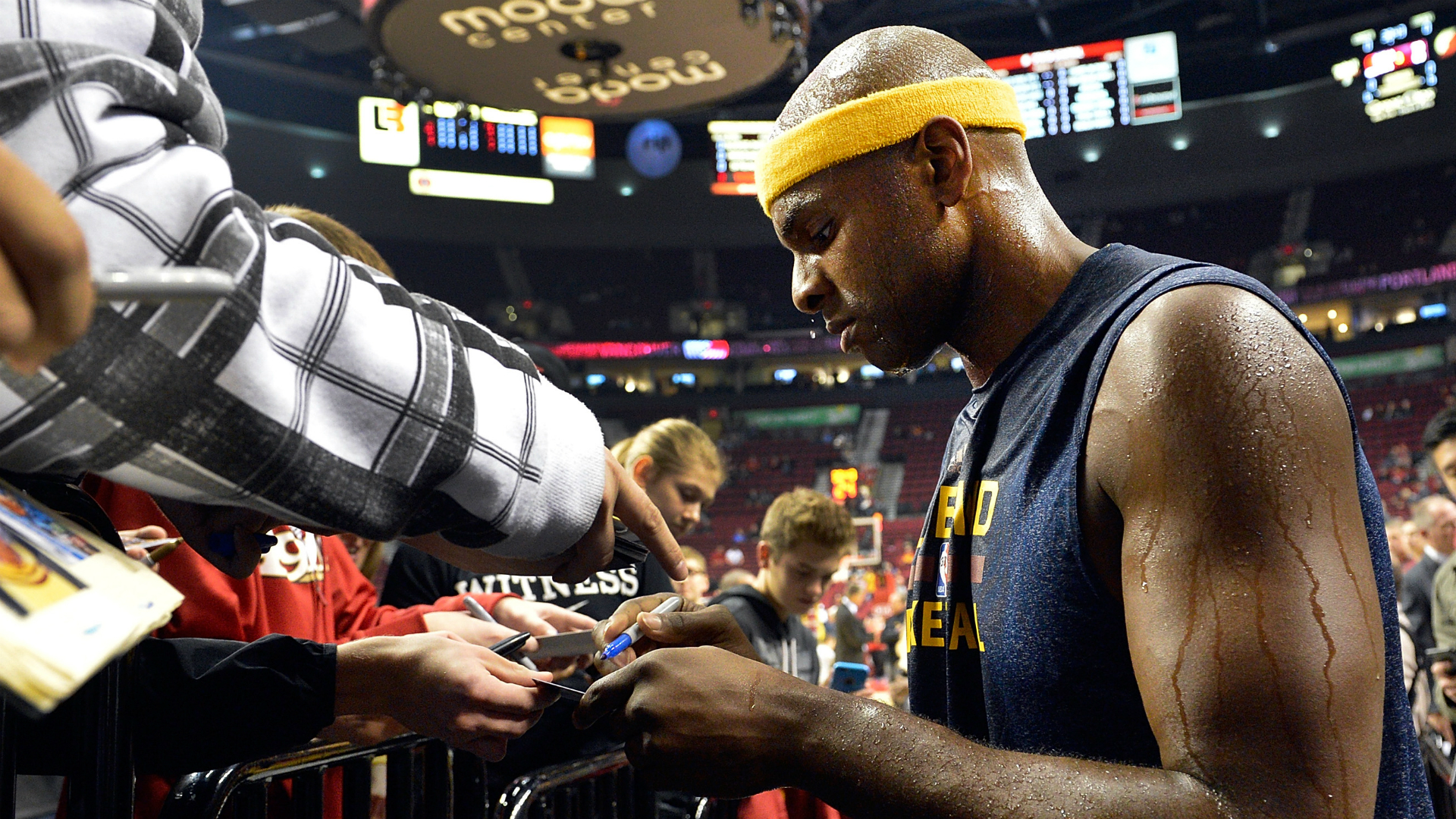 Brendan Haywood could hold key to Cavaliers getting even better