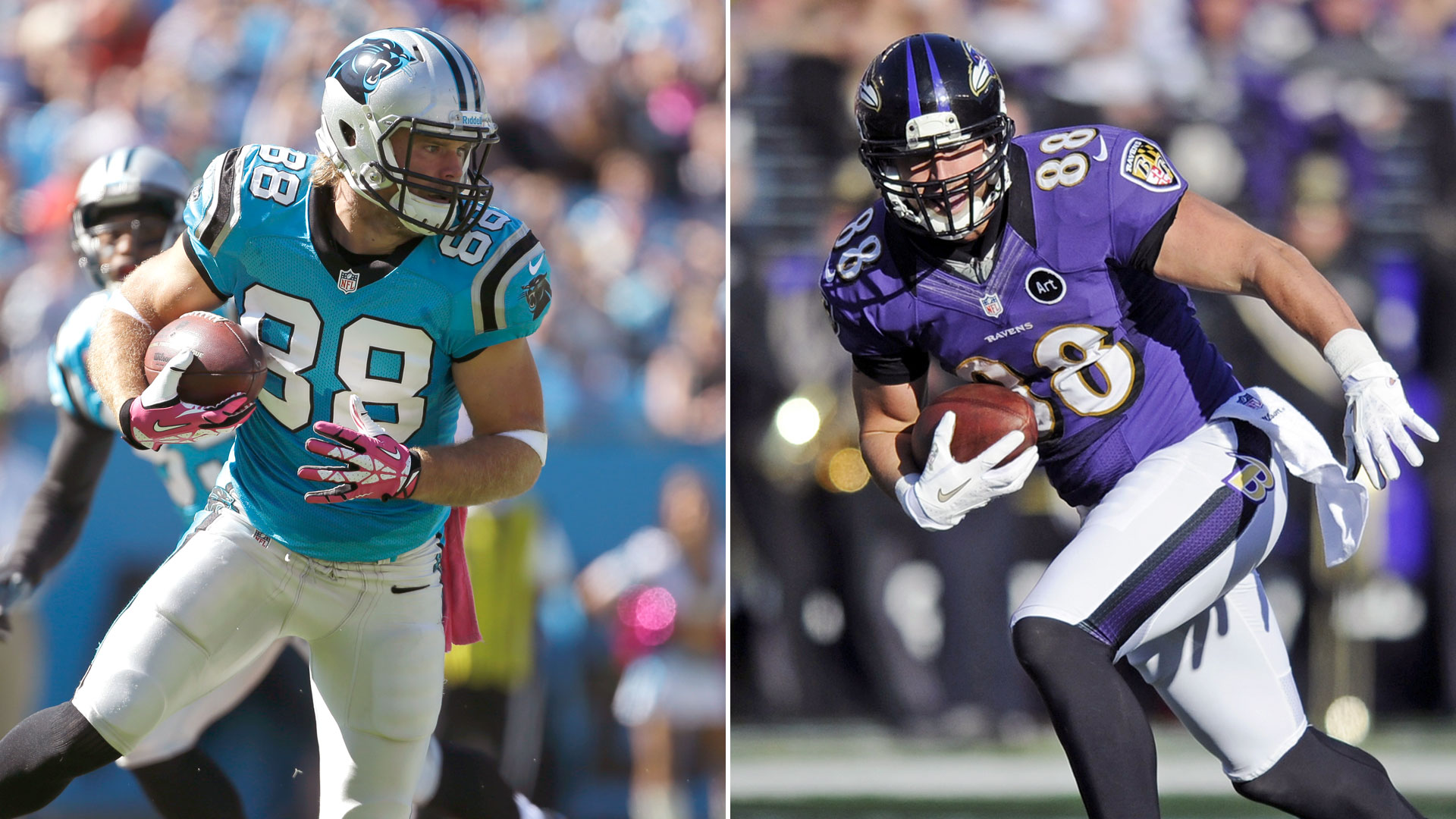 The Decider: Dennis Pitta vs. Greg Olsen