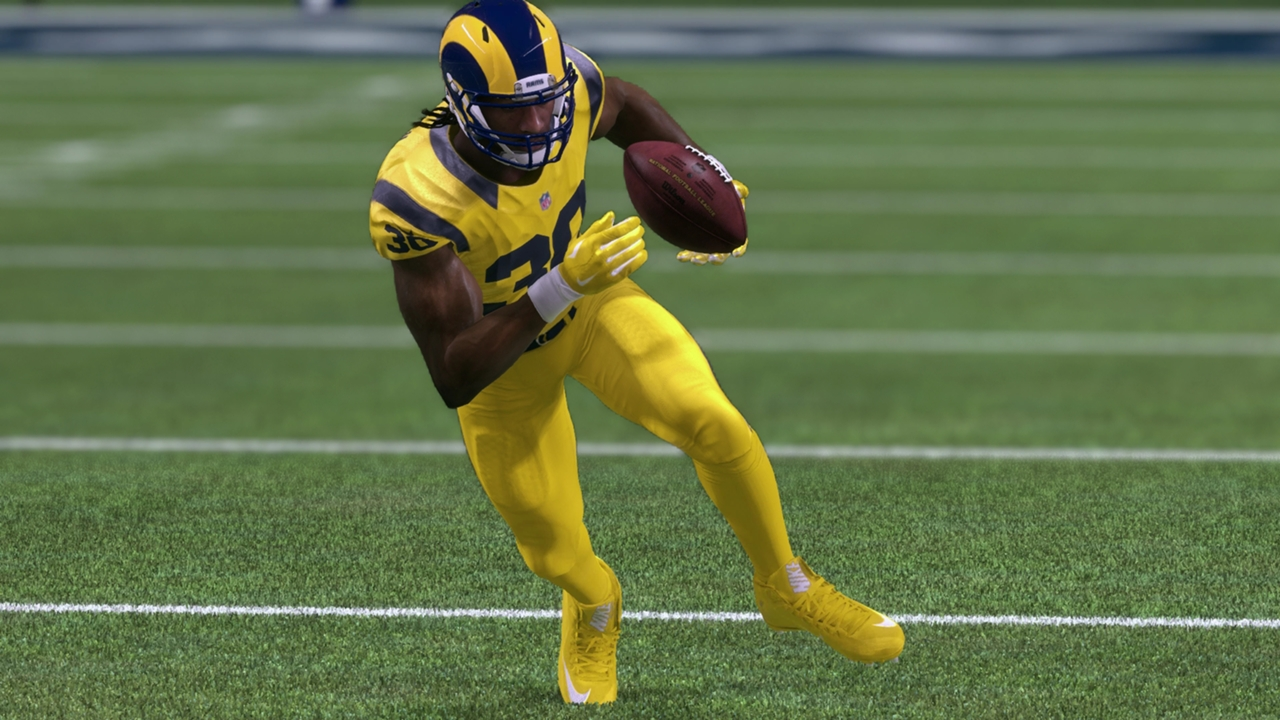 check out every team s color rush uniform in madden nfl 17