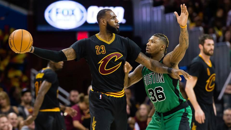 NBA playoffs 2017: Top-seeded Celtics provide final East ...