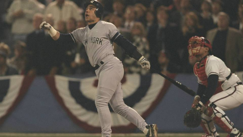 Happy Jim Leyritz Day. Also, the Braves should've won the 1996 World Series.