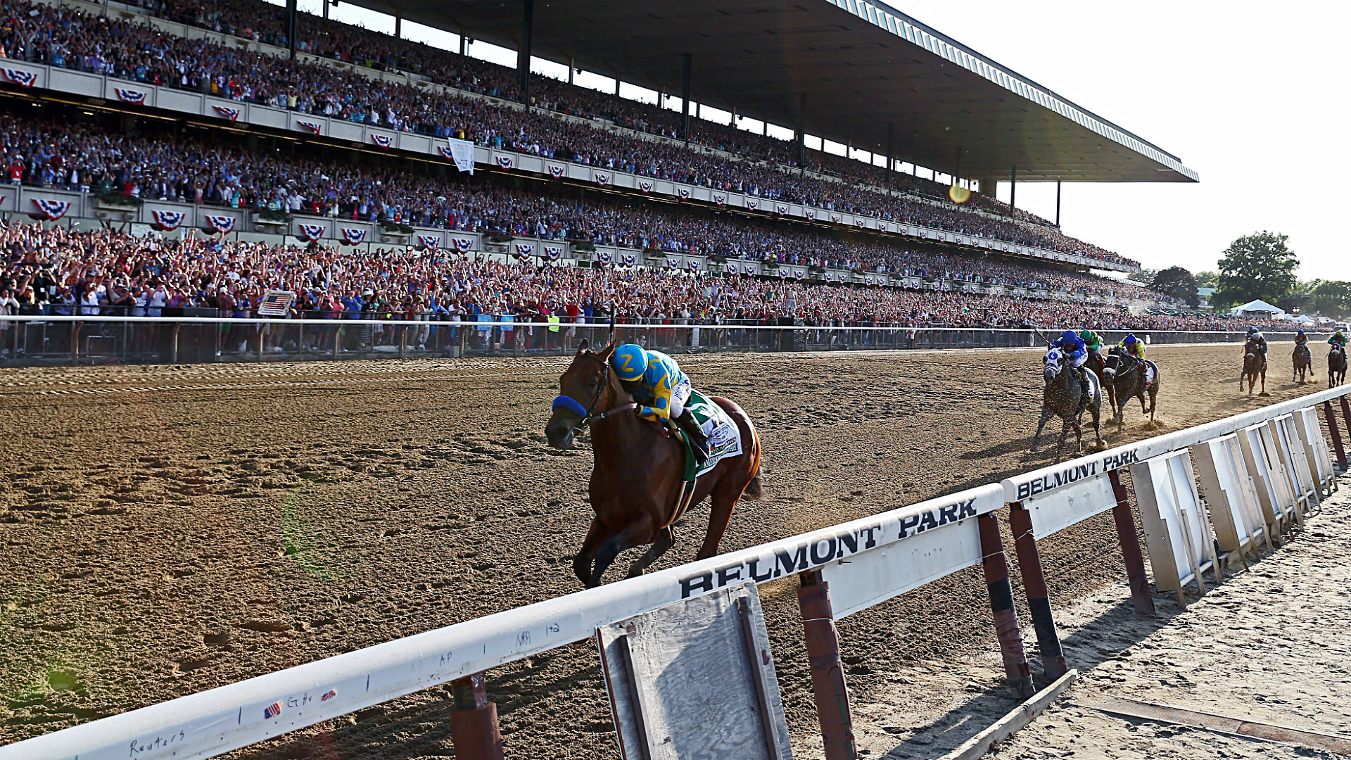 What time is the Belmont Stakes? Post time, race start, how to watch live