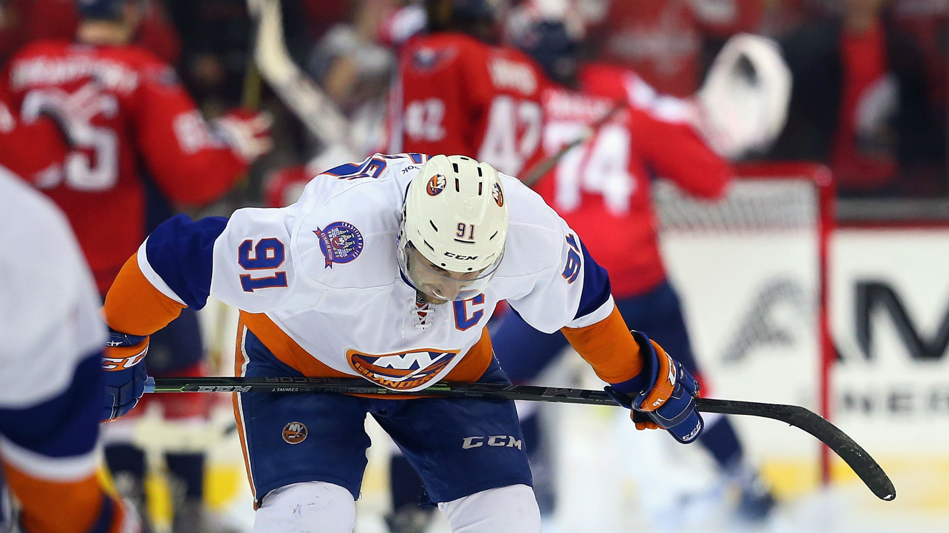 Stanley Cup playoffs: Islanders have historically bad night in Game 7