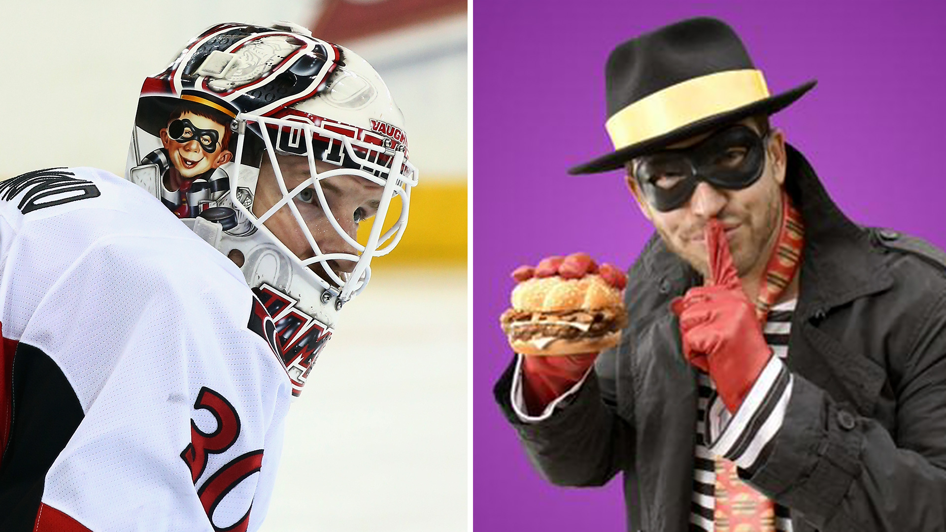 McDonald's: new Hamburglar has 'no connection' to Andrew Hammond