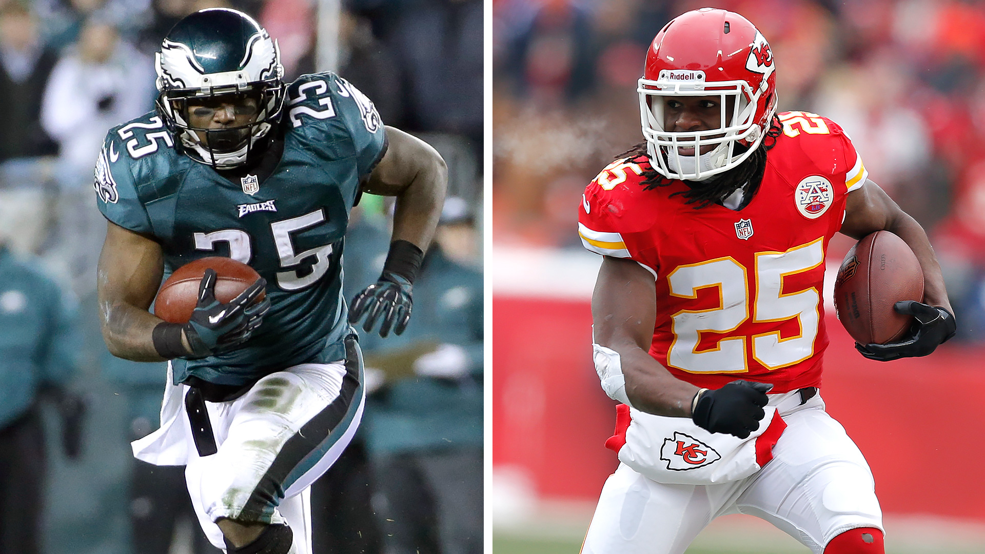 The Decider: LeSean McCoy vs. Jamaal Charles