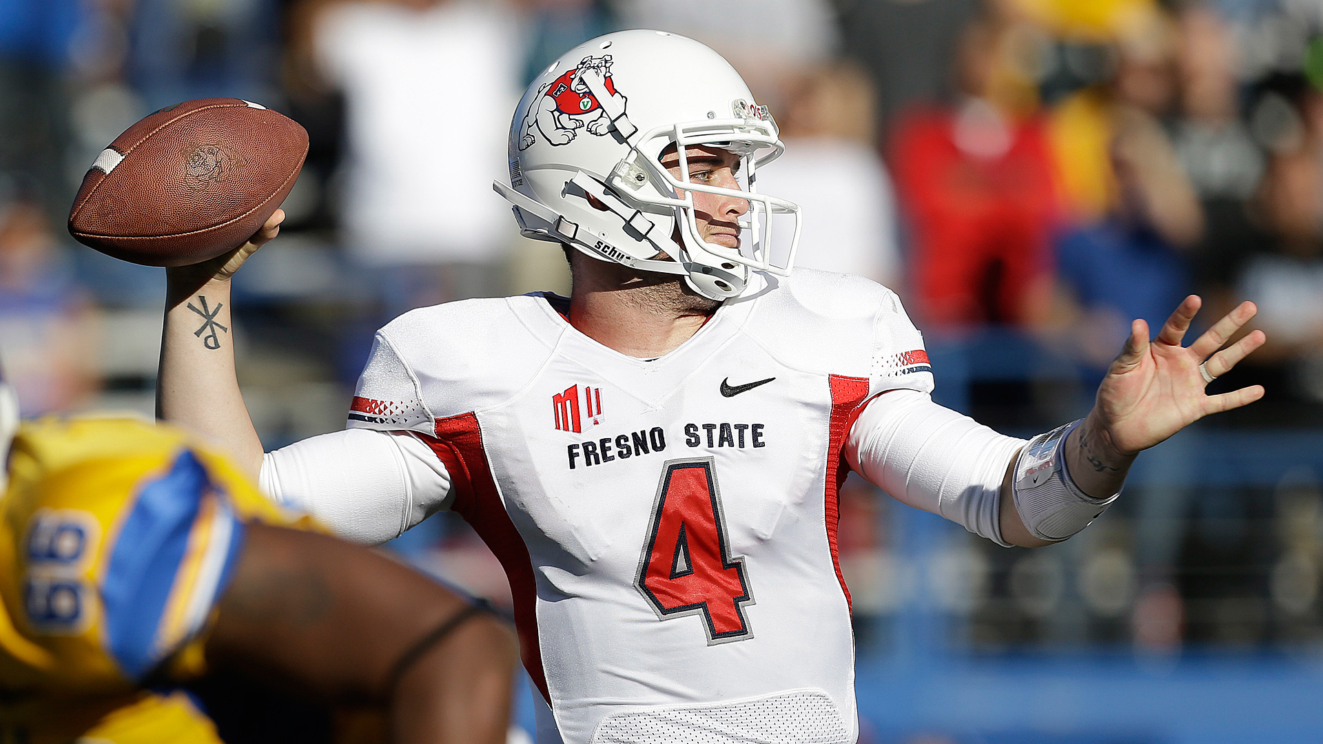 2014 NFL Draft --Raiders select QB Derek Carr in second round
