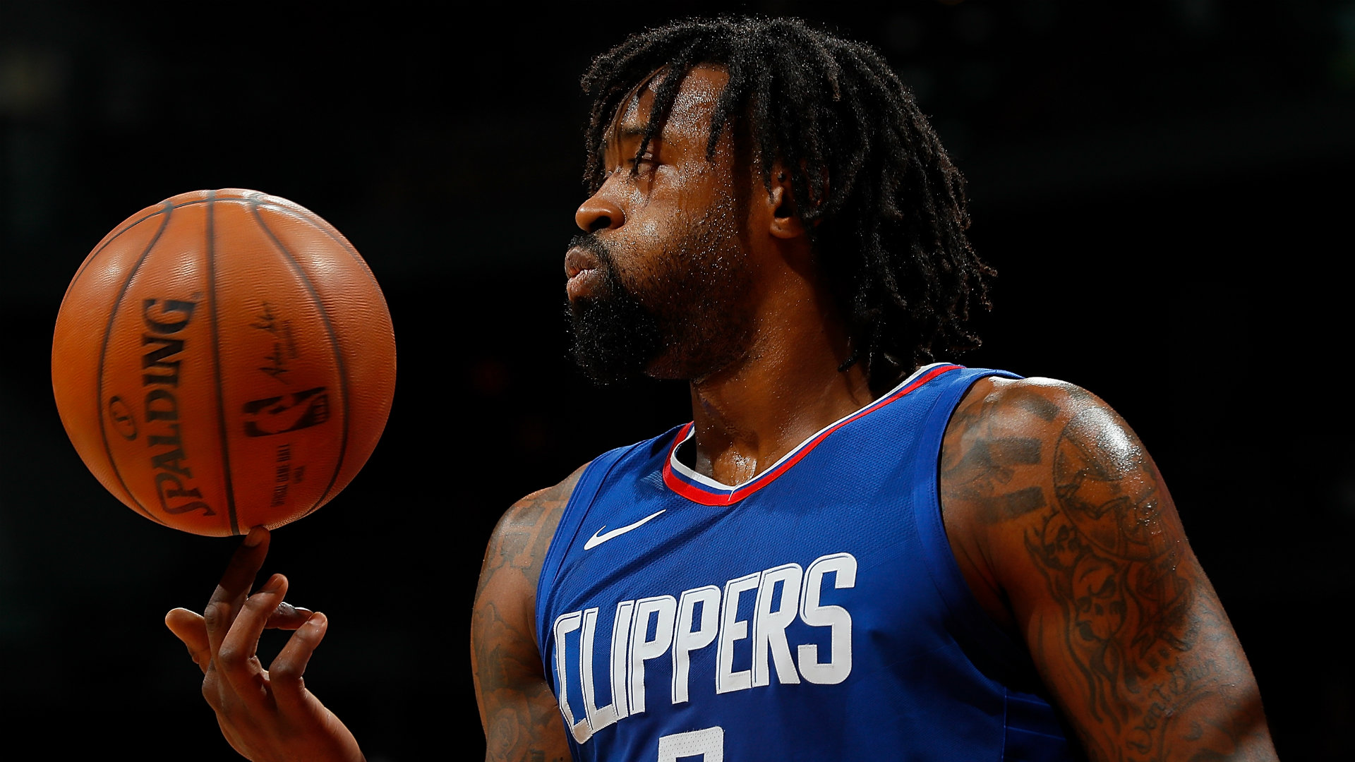 DeAndre Jordan Reportedly Won't Be Dealt by Clippers at NBA Trade Deadline