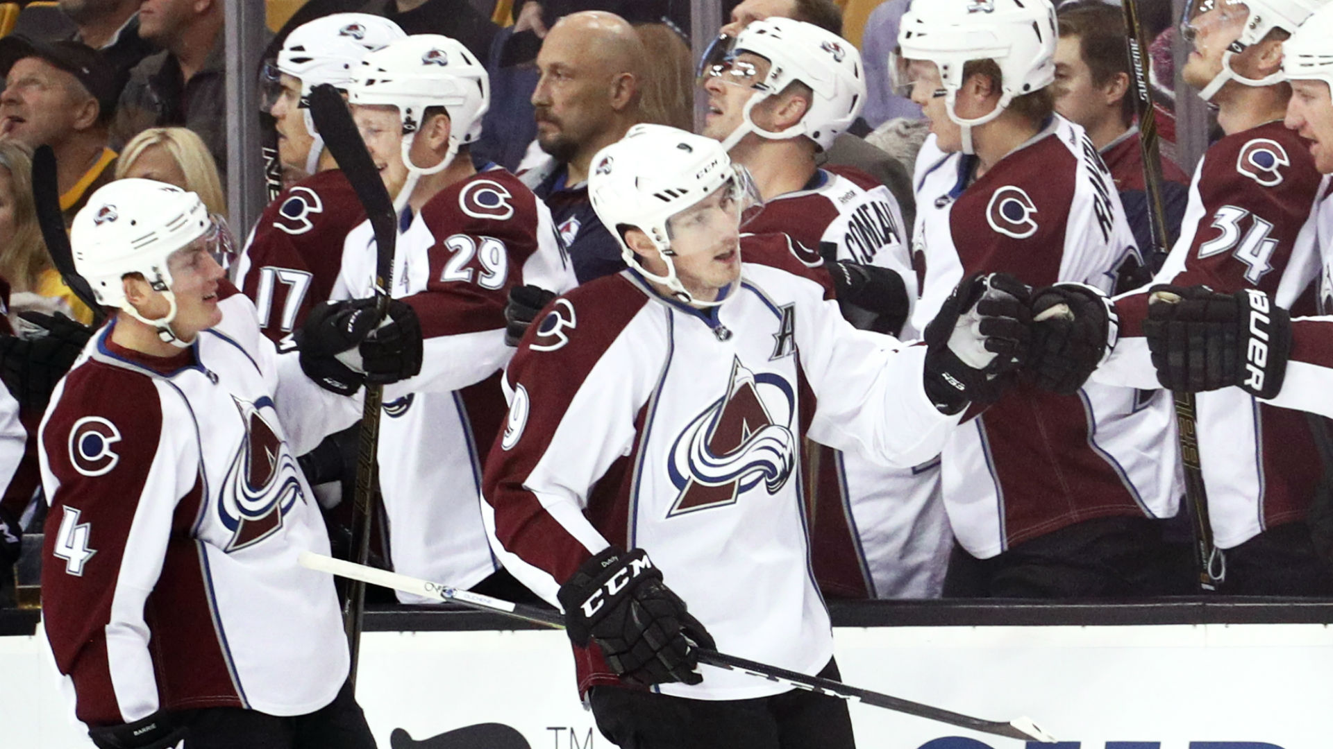 Colorado agrees to 2-year deal with defenceman Zadorov