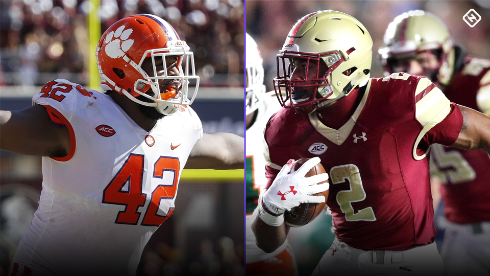 College Football Week 11 Picks Against The Spread For Every Top 25