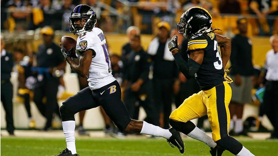 bf71f550f51 Ravens vs. Steelers  Score