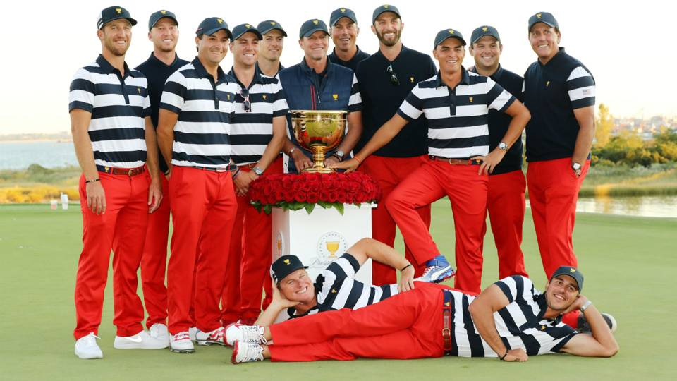 Presidents Cup 2017: U.S. secures seventh straight Presidents Cup over Internationals | Golf ...