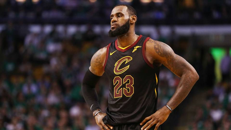 Cavs could learn pushing LeBron James past his limits has major consequences | NBA | Sporting News
