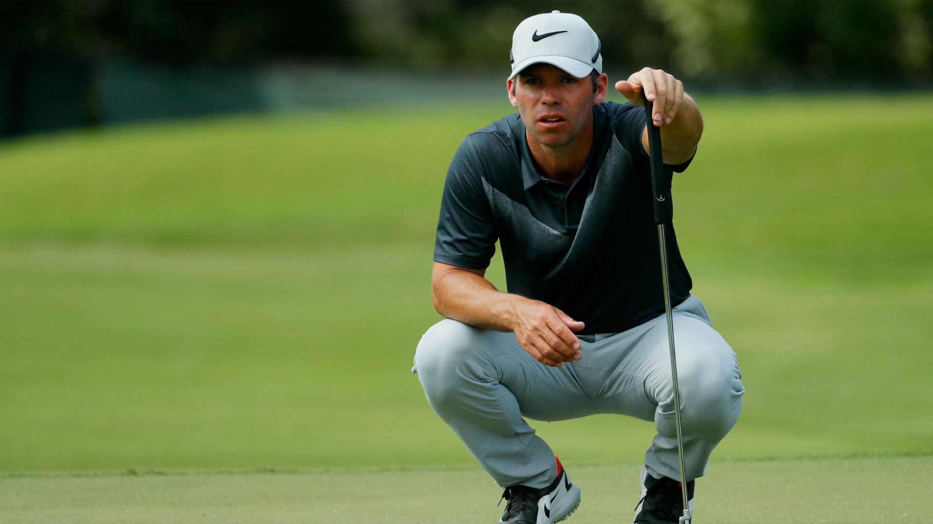 pga tour championship leaderboard  paul casey holds 2