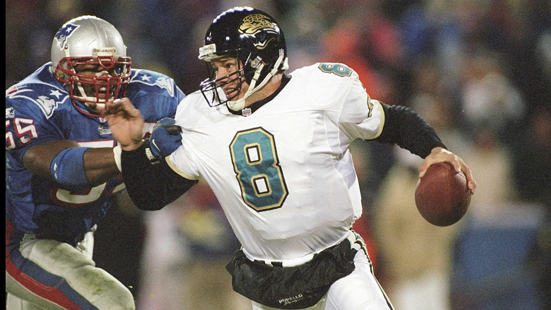 Five ways this Patriots-Jaguars matchup mirrors 1996 AFC championship