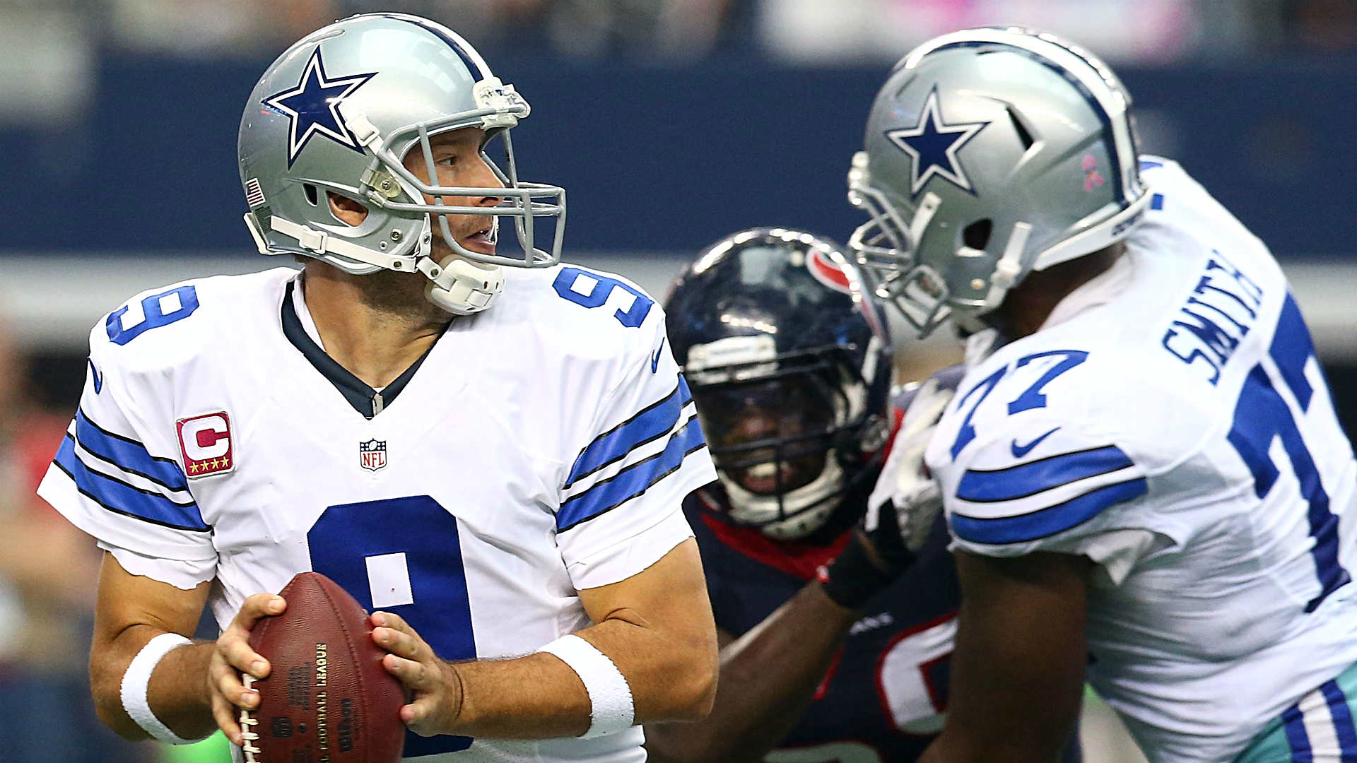 Texans now positioned to land Tony Romo with no regrets