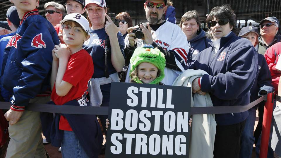 Boston tribute