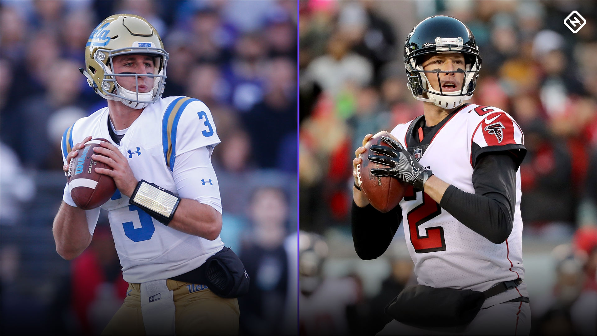 NFL Draft QB comparisons: Best- and worst-case scenarios for top passers