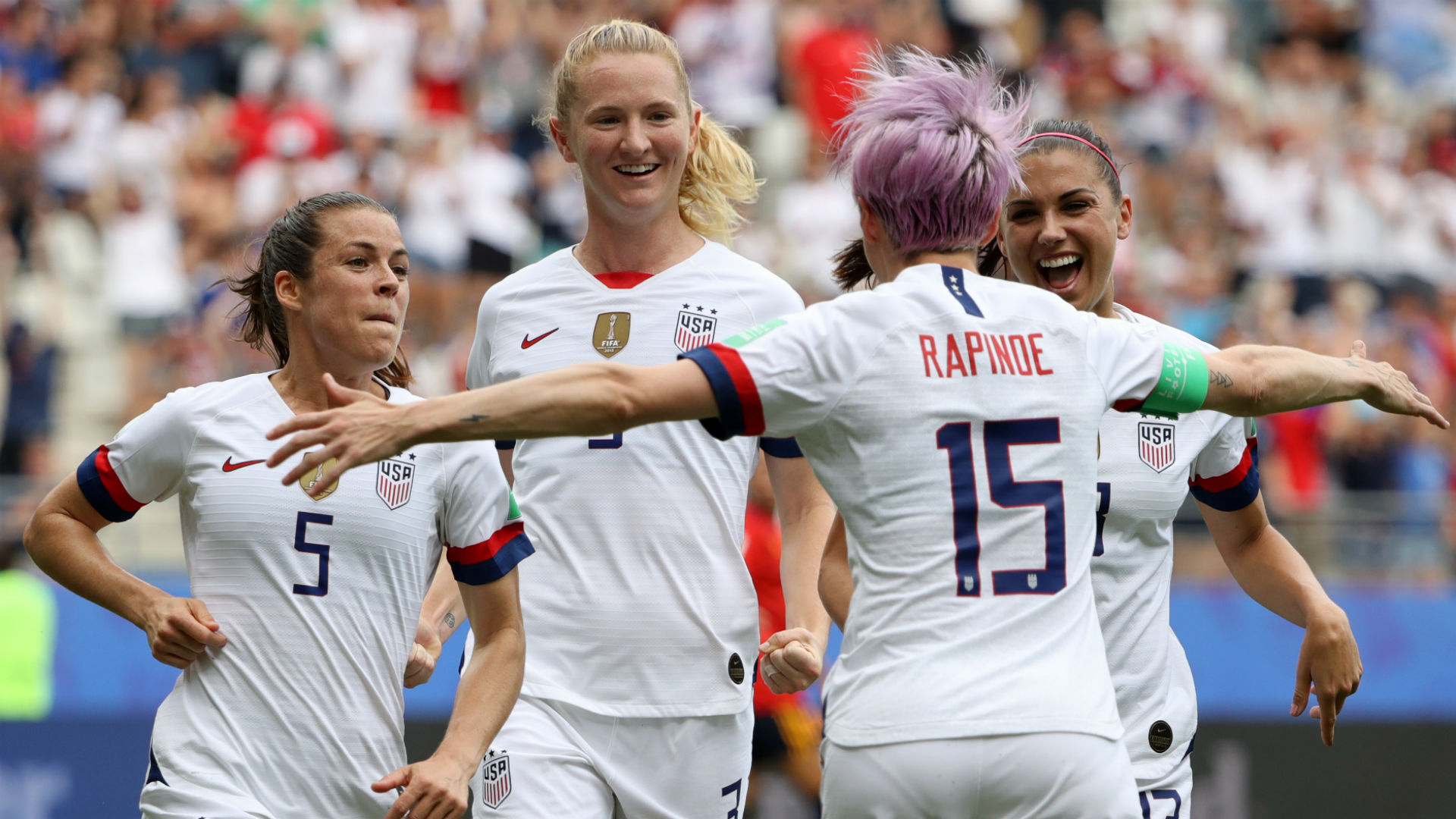 Women's World Cup 2019: USWNT vs. France is as big as it gets — and as big as it's ever been