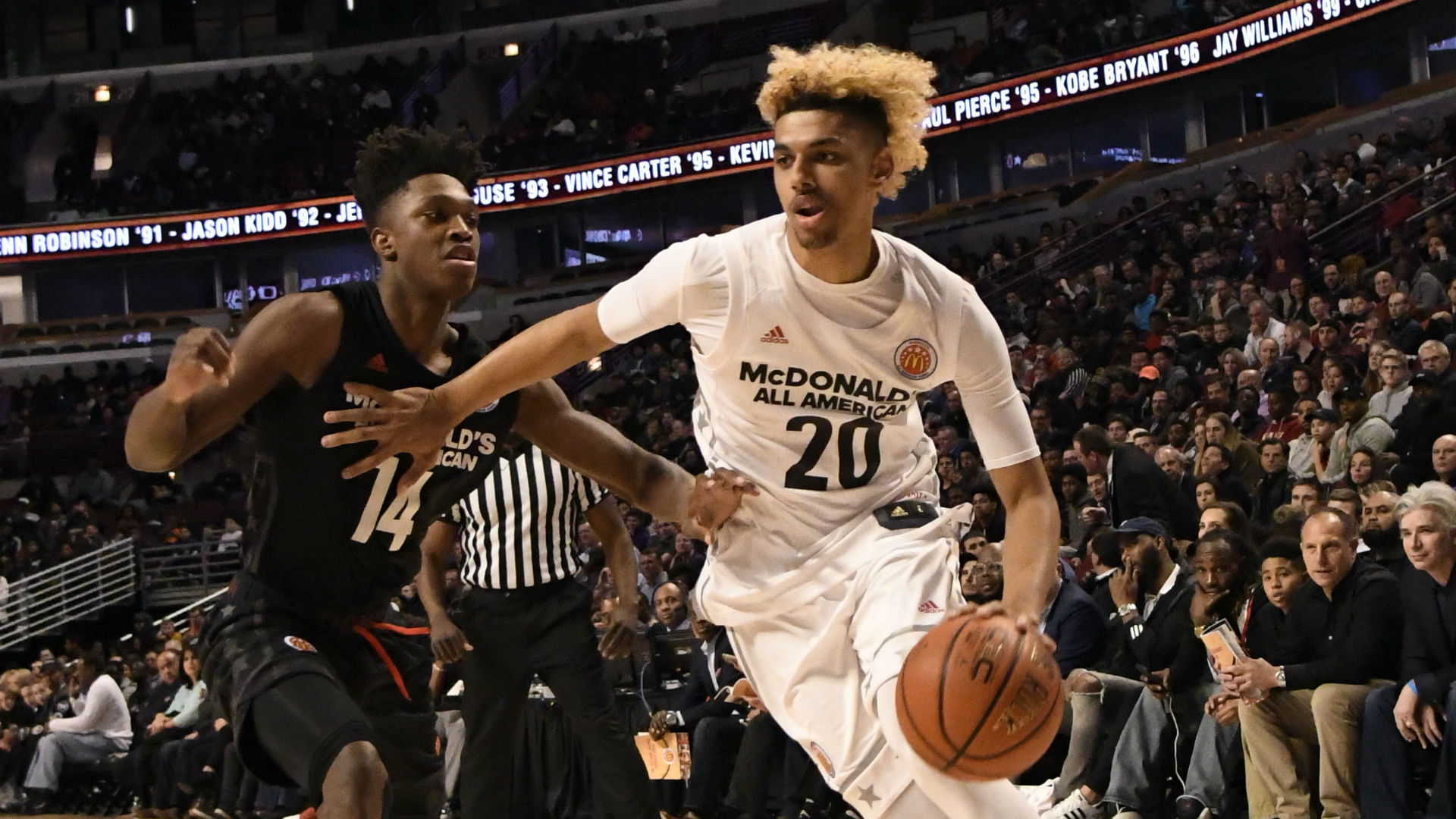 Former five-star Brian Bowen admitted to SC