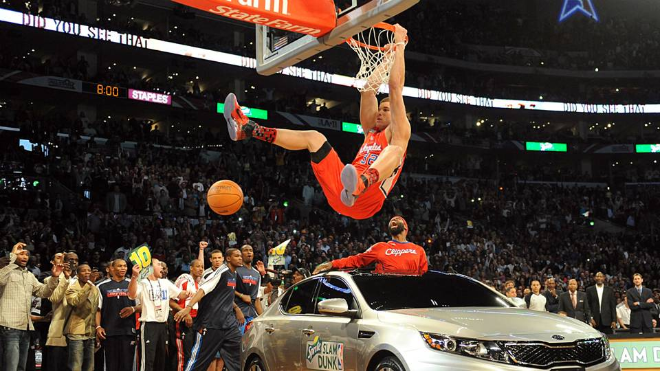 NBA Slam Dunk Contest history  Past winners 667f0b5341