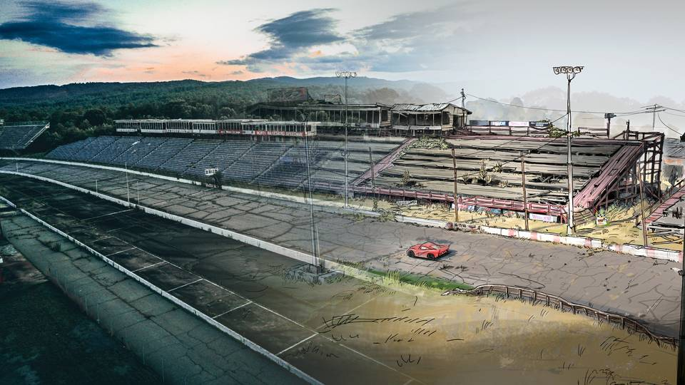 North Wilkesboro Speedway, a famous NASCAR ghost, brought back to ...