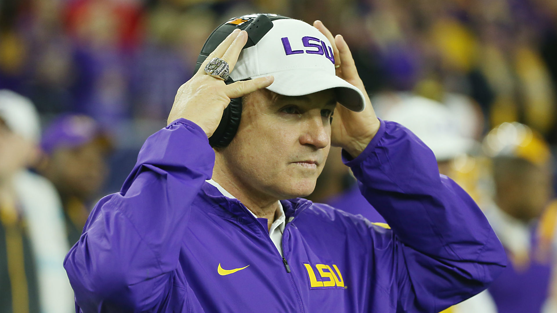 Brandon Harris Benched, but LSU Tigers Get First Win of 2016