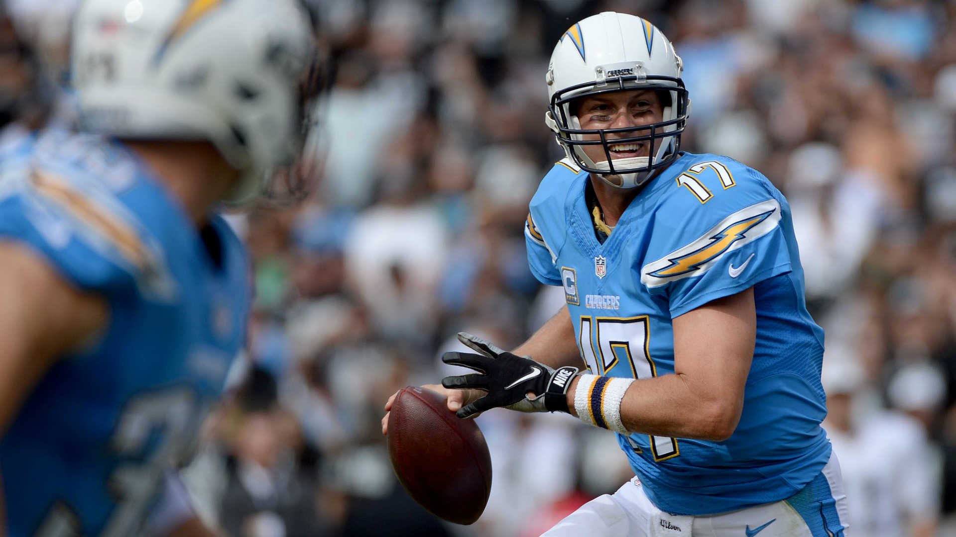 Philip Rivers shattering meaningless records one Chargers loss at