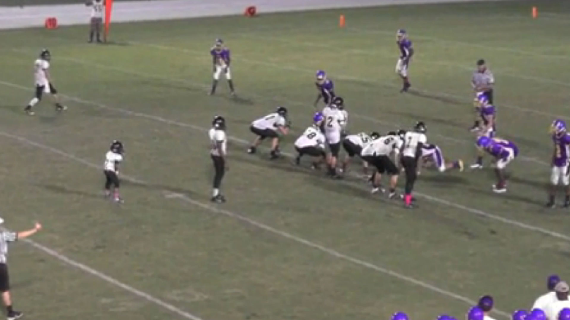 Tiny running back makes nationally ranked high school team ...