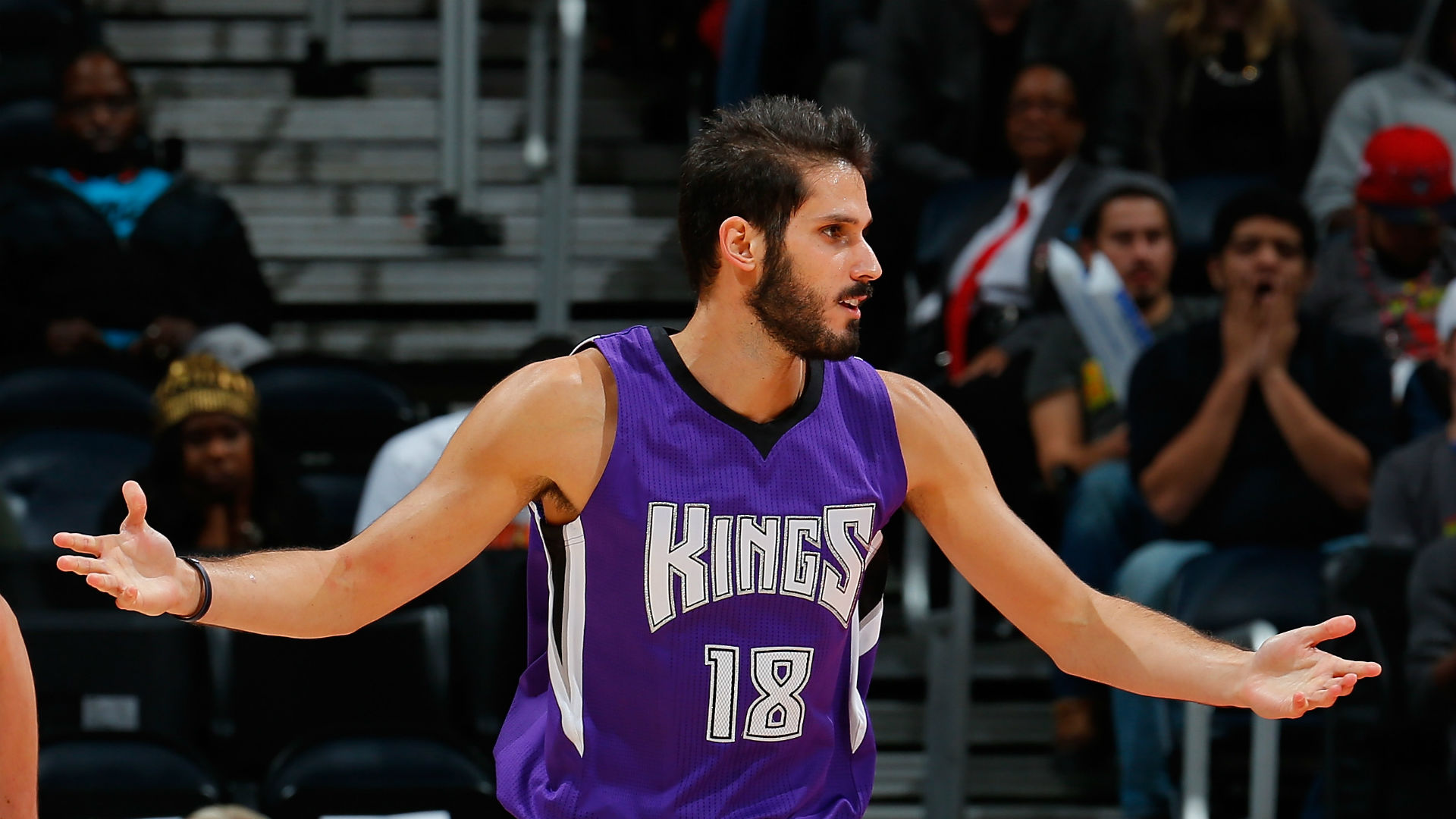 Gay scores 23 points, Kings beat Raptors 102-99