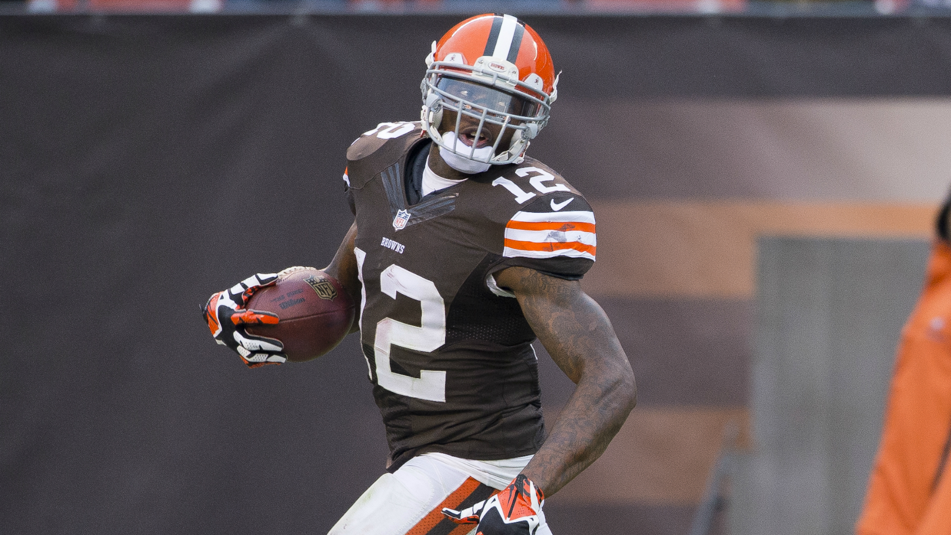 Cleveland Browns receiver Josh Gordon opens up to UNINTERRUPTED on rehab, addiction