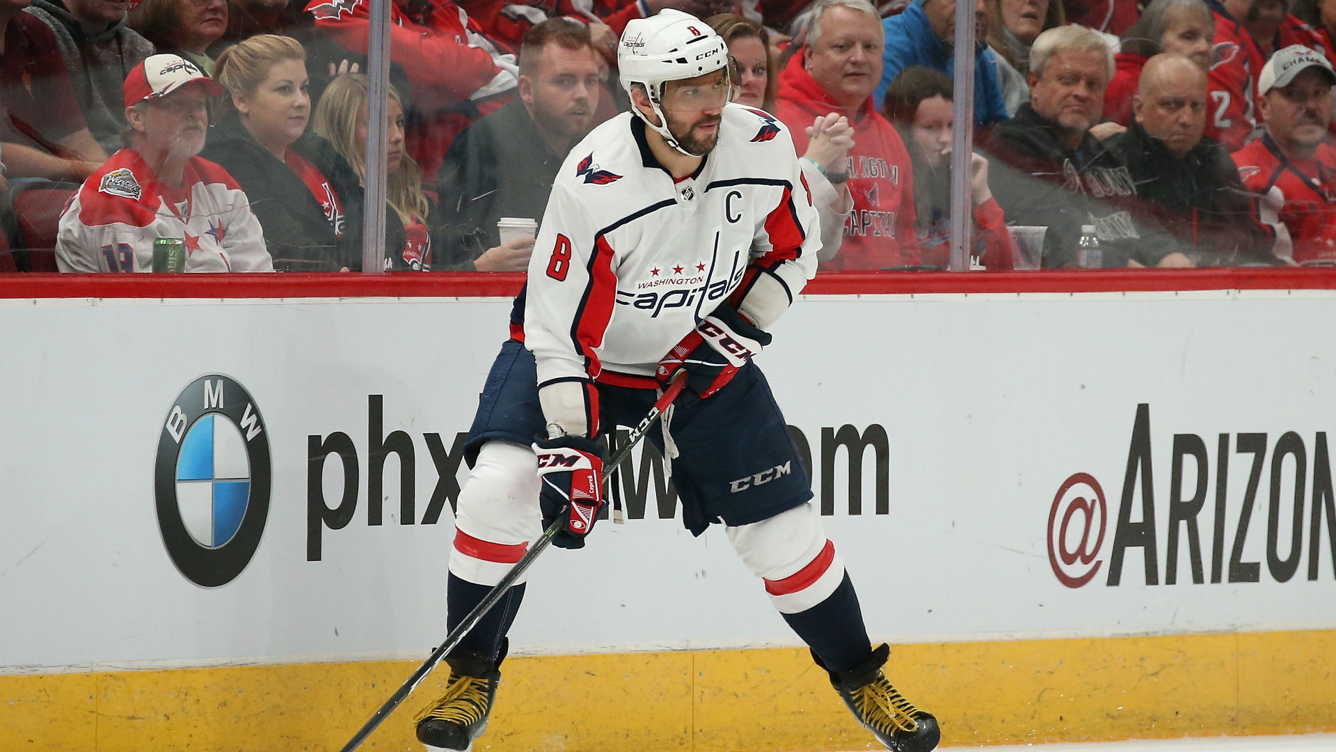 Sabres will attempt to cool off Capitals' red-hot Alex Ovechkin