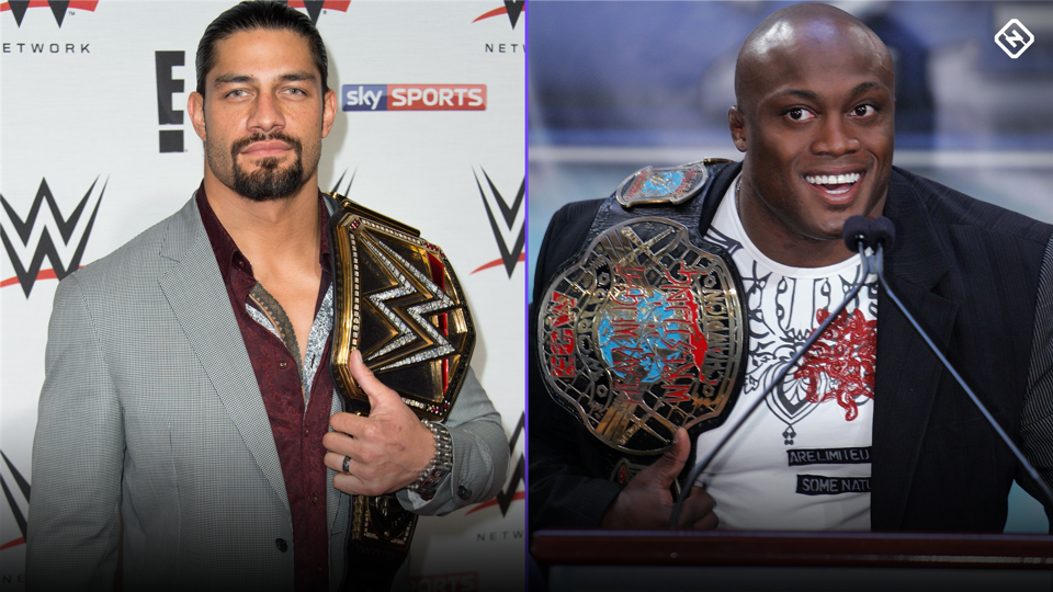 Roman-Reigns-Bobby-Lashley-FTR-Getty