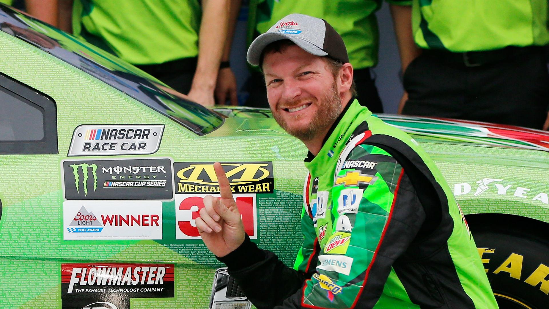 NASCAR at Talladega: Live updates, highlights from Alabama 500