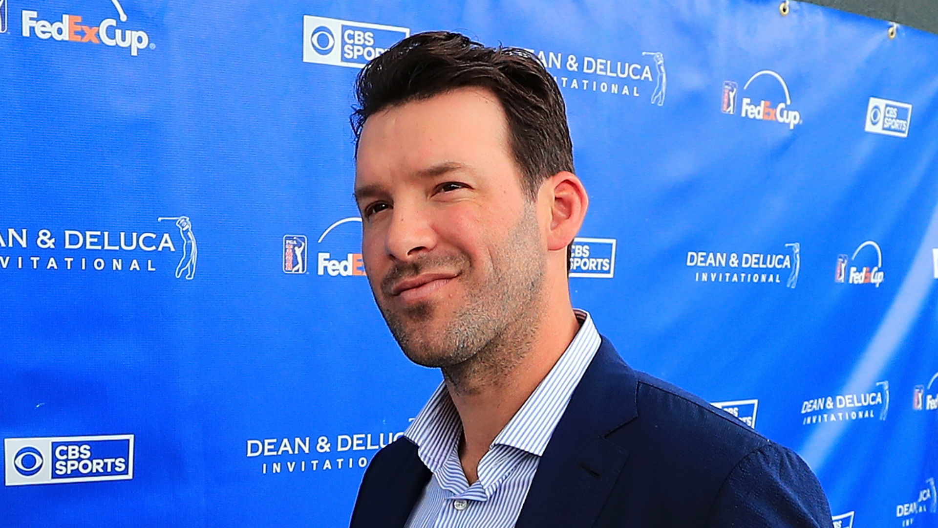 Tony Romo unveils new psychic ability as National Football League analyst in CBS debut
