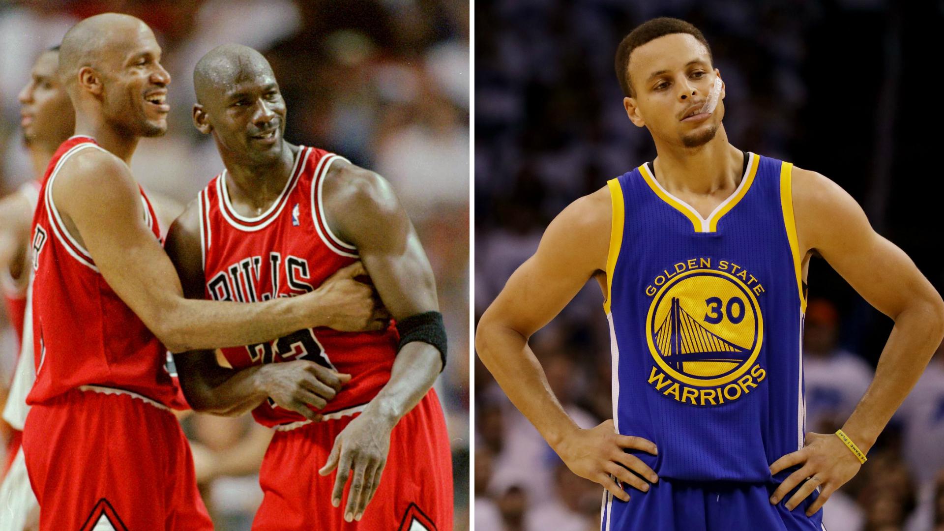 How To Properly Argue Michael Jordans 1995 96 Bulls Vs Stephen Currys 2015 16 Warriors