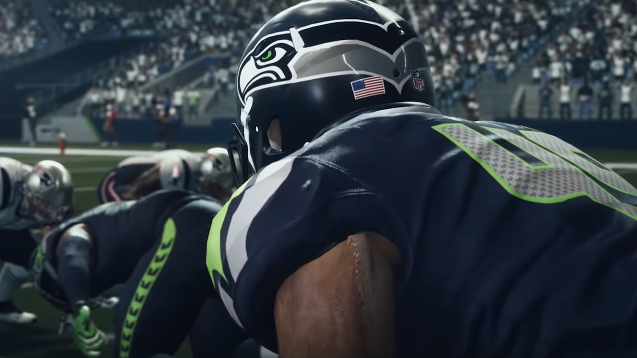 First trailer for 'Madden NFL 19' features an accurately-modeled Shaquem Griffin