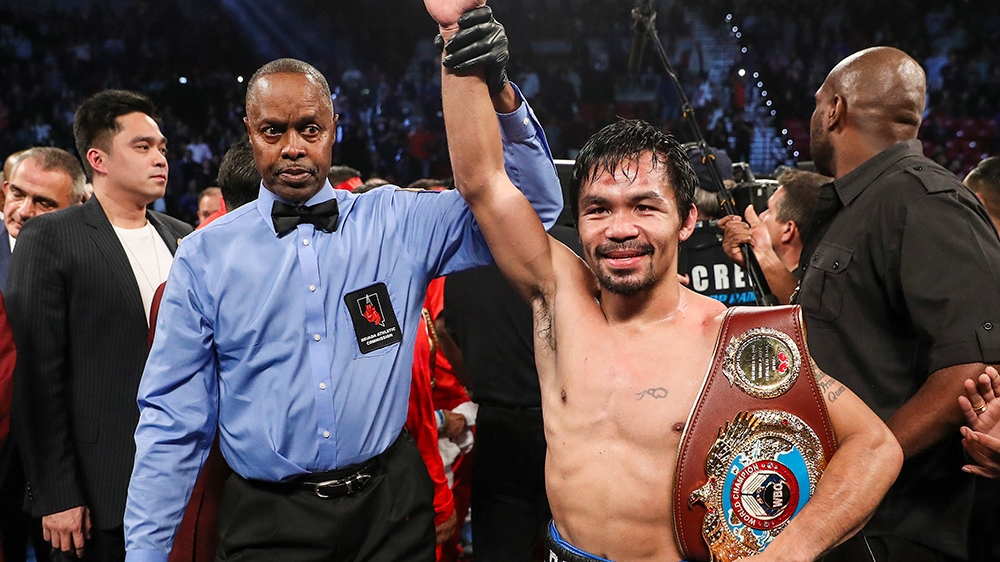 Manny Pacquiao S Upcoming Fight With Adrien Broner Proves He S Still