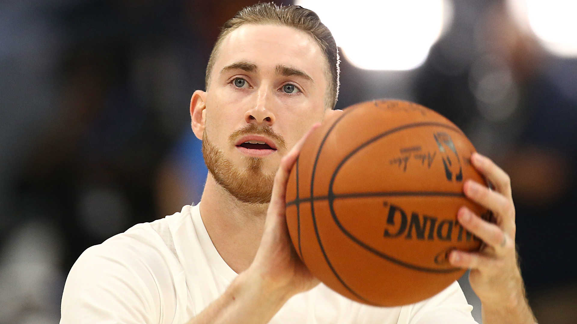 Players' Tribune Video Shows Gordon Hayward Shooting Jumpers